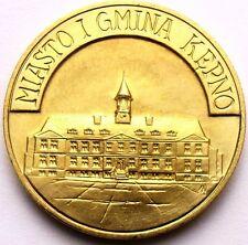 "Krakow/"" Poland 2011-2 zlotych /""Towns in Poland Series"