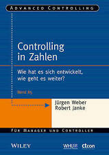Weber-Controlling in Zahlen BOOK NEW