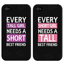 BEST Friend HARD Case EVERY TALL / SHORT GIRL Friend BFF Gift Fun Girly Birthday