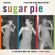 Sugar Pie DeSanto - Little Bit Of Soul 1957-1962 [New CD] UK - Import
