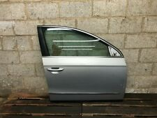 VW PASSAT B6 05-10 FRONT DRIVER SIDE DOOR IN SILVER