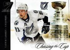 2010-11 Zenith Chasing The Cup #19 Steven Stamkos, Stanley Cup