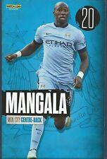 MOTD-POSTER 2014/15-MANCHESTER CITY/FRANCE-PORTO-STANDARD LIEGE-ELIAQUIM MANGALA