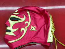 Mexican Wrestling Mask  Lucha Libre PRO GRADE WAGNER COBARDE SANTO  MIL MASCARAS