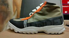 Adidas undefeated UNDFTD GSG9 Size 8.5   Olive Orange zip up sneaker boot