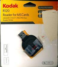 Kodak R120 Reader for the MS Card Memory Stick Pro/Pro Duo