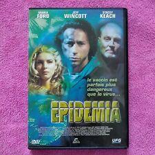 dvd film Epidemia avec Stacy Keach