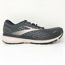 Brooks Womens Adrenaline GTS 20 1203381B062 Black Running Shoes Lace Up Sz 10 B