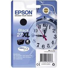 B0635378 Cartuccia Epson 27xl Alarm Clock Nero