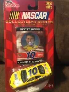 Scott Riggs Collector's Series Racing Champions 2003 Nascar 1:64 Diecast Car