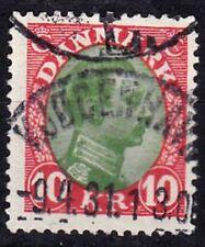 Denmark 1928 Top Value 10K Gu