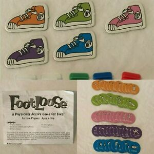 Footloose Physically Active Board Game For Kids Replacement Parts Pieces Choice