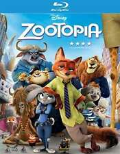 Zootopia (Blu-ray Disc ONLY, 2016)