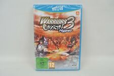 Brand new Warriors Orochi 3 Hyper Nintendo Wii U (FRENCH) PAL