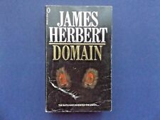 | @Oz |  DOMAIN By James Herbert (1984), SC, New English Library Horror