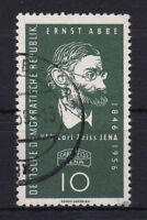 DDR 545 I gestempelt Plattenfehler 1956 Michel 150,00 € used