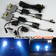 H13-3/9008-3 10000K XENON HI/LOW HEADLIGHTS 55W CANBUS BALLAST HID CONVERION KIT