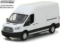 GREENLIGHT 86039 86040 or 86083 FORD TRANSIT model vans white or black  1:43