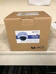 ACTi E83A Dome Camera