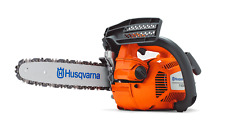 "Husqvarna T435 12"" Bar Top Handle Gas Chain Saw Lightweight Warranty 35.2 cm³"