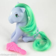My Little Pony G1 FRENCH SEASHELL | Stamped FRANCE | Vintage Hasbro