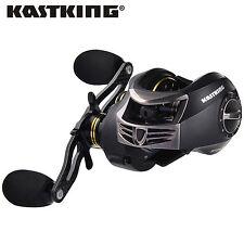 KastKing Stealth Baitcasting Reel - All Carbon Baitcaster - Super Light Weight