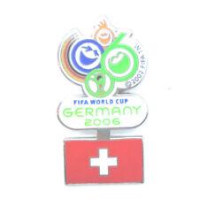 FIFA WM 2006 - Germany - Schweiz Pin Badge Fussball Worldcup 06 #1027