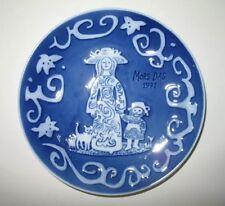 1971 Royal Copenhagen Mother's Day Mors Dag Plate Denmark