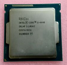 Intel i5-4440 Quad Core 3.10GHz to 3.3GHz Turbo, LGA1150, SR14F - CPU Processor