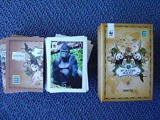 WWF Edeka Reichelt SammelbilderMit 180 Stickern um die Welt Tiere