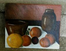 Rudolf Cronau Original Oil Painting on Canvas - Signed