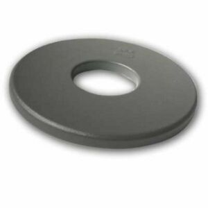 """Whites Coil Cover Standard Search Coil - X top 9.5"""" Loop Coils 501-4121"""