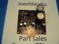 Kenwood KR 2400 Power Supply Board. Tested. Read More Below. Parting Out KR 3400