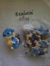 BLASTOISE POKEMON DIAMOND BLOCKS TOYS LEGO MINI NANOBLOCK NANO USA SELLER