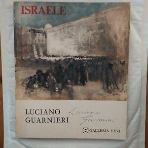 Israele Luciano Guarnieri galleria Levi con autografo