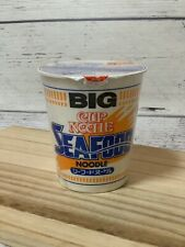(6 CUPS) NEW BIG CUP NOODLE  SEAFOOD FROM JAPAN
