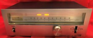 VINTAGE PIONEER TX-6500 AM/FM STEREO TUNER - TESTED
