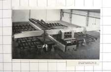 1961 Large Computer Controlled Flame Cutting Machine, British Oxygen Co Ltd