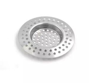 Sink STRAINER Kitchen Drain PLUG HOLE Bath Basin Steel Hair Catcher Cover Filter