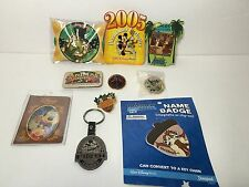 Lot Disney Pin Epcot Disneyland World Pins Festival Limited LE New Collector