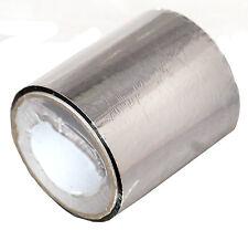 Solar Bay 2roll MP Plateado Cinta Junta sellado aluminio + Papel aislamietno