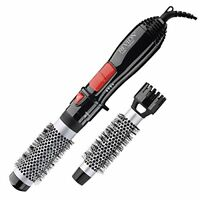 Revlon Hair Dryer Hot Air Brush Ceramic Rolling Curling Iron Perms Blows Curls