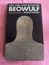 Audio Book BBC Beowulf read by Seamus Heaney Cassette Classic Early English