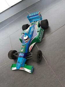Rc Car Kyosho Formel1/Benetton B194/ähnlich Tamiya F 102 Rarität,selten/Vintage