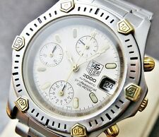 TAG HEUER 2000 AUTOMATIC Professional 200 Meters/Ref.165.806/Date/Men's Watch