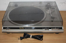Vintage Technics Direct Drive Turntable Sl-DD2, Record Player w/ Stanton D71EE