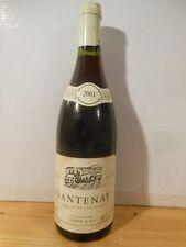 Santenay Rouge 2001 Sorine