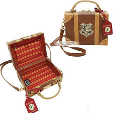 NEW Harry Potter Hogwarts Platform 9 3/4 Trunk Crossbody Handbag Shoulder Bag
