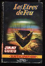 FLEUVE NOIR ANTICIPATION FUSEE n°80  Jimmy GUIEU  Les Etres de Feu