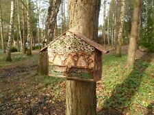 Wooden Eco friendly  Insect/Bee/Bug Hotel, Handmade READ DESCRIPTION